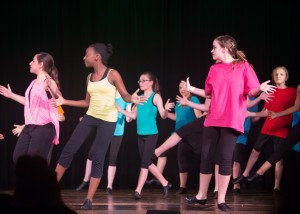 2014 Academy for Academics and Arts Dance concert